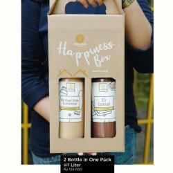 Hampers box 2 botol @ 1 liter