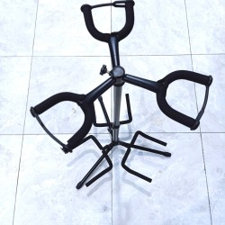 Stand gitar dan Bass - Stand Triple - stand isi 3 Stend Import