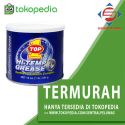 TOP1 TOP 1 TOP ONE HI-TEMP GREASE SYNTHETIC LITHIUM COMPLEX (454GR)