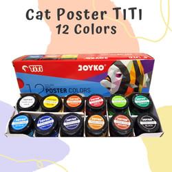 Cat Poster TITI 12 Colors