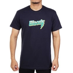 BLOODS Tshirt Kaos Shiny 09 Navy