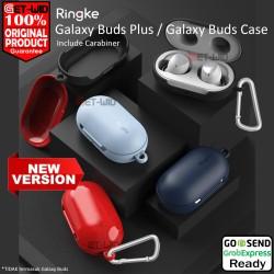 Ringke Galaxy Buds Soft Case Silicone Casing Pelindung Original