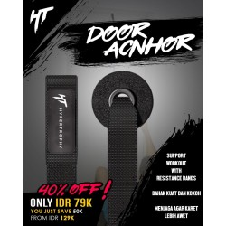 Door Anchor Hypertrophy for Resistance Bands Power Yoga Home Workout
