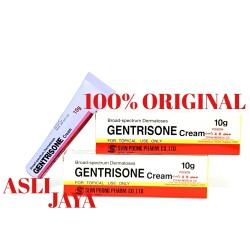 Gentrisone Cream 10g (KOREA) - Obat Salep Gatal, Alergi, Eksim Ampuh
