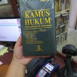 kamus hukum ori internasional dan indonesia