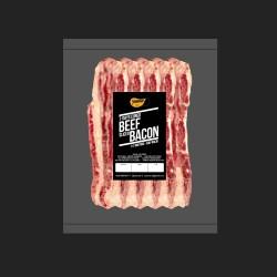 Daging sapi / Beef Bacon 200gram