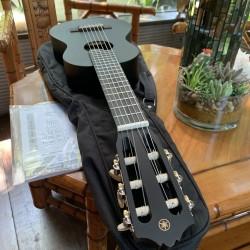 Yamaha Guitalele GL1 / GL-1 Mini Guitar - Black & FREE Softcase