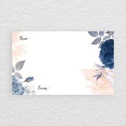 10Pcs Kartu Ucapan Greeting Card G007