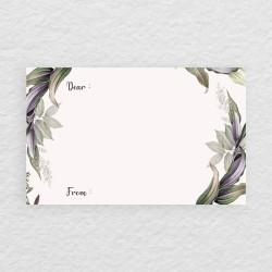 10Pcs Kartu Ucapan Greeting Card G005