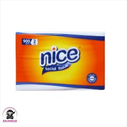 NICE Facial Tissue Tisue Wajah 900 gram 2 ply