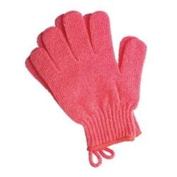 The Body Shop Bath Gloves Pink