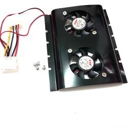 HDD 3.5 Cooler pendingin hardisk kipas fan cooling disk drive storage