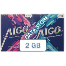 Voucher Axis Aigo 2 GB