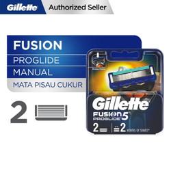 Gillette fuson refil isi 2