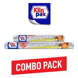 Klinpak Aluminium Refill - Combo Pack