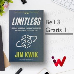 Limitless: Upgrade Your Brain, Learn Anything Faster.. (by Jim Kwik)