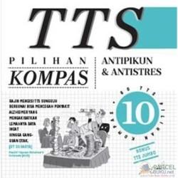 Buku TTS Pilihan Kompas Jilid 10 (Edisi Baru) (Teka Teki Silang) (IQ)