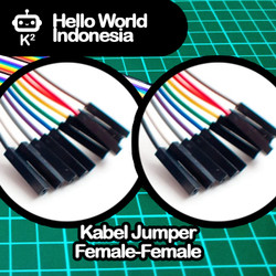 Kabel Jumper 20cm Female-Female