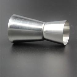 Gelas ukur / Gelas takar / Gelas Takaran / Jigger stainless 15/30 ml
