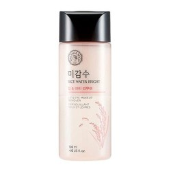 [The Face Shop] Rice Water Bright Lip And Eye Remover - 120ml-Original