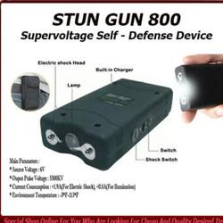 Stun gun/ Alat kejut listrik tipe 800