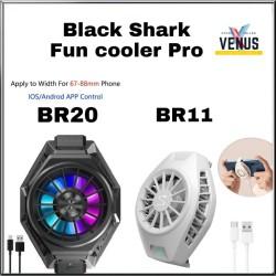 Black Shark 3 Pro FunCooler Pro Cooling Fan - Fun Cooler Back Clip