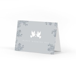 Happy Wedding Day Card | Kartu Ucapan Kosong | Greeting Card