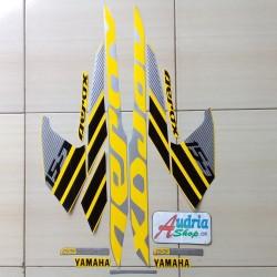 Striping Stiker Motor Yamaha Aerox 155 2018 Kuning