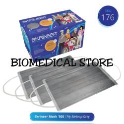 Jual MASKER 3 PLY Onemed, Skrineer, 3M, Sensi Earloop Hijab 5 PCS -  Skrineer Abu2 - Jakarta Selatan - Biomedical Store   Tokopedia