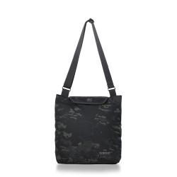 Numerus Solid shoulder bag - Black camouflage / urban / tactical