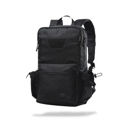 Numerus Solid daypack - Black / backpack / urban / tactical / tech