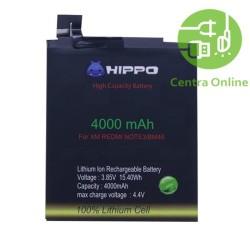 Baterai Hippo Xiaomi Redmi Note 3 / 3 Pro BM46 4000 mAh