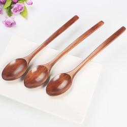 Binom | sendok makan kayu satuan berkualitas awet murah bagus kuat