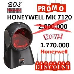 BARCODE SCANNER OMNI LASER MK/MS 7120 (Honeywell Orbit )