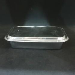 Alumunium foil cup AX 350 + tutup isi 25