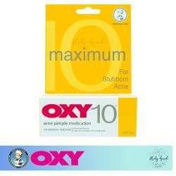 Oxy 10 - 10gram - 100% ORIGINAL / Obat Jerawat Oxy 10