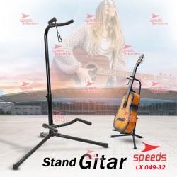 Stand Gitar Bass Ukulele Dudukan Gitar Penyangga Gitar Jepitan 049-32