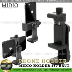 Holder HP Tripod Mount 360 Portrait dan Landscape - HOLDER BAUT