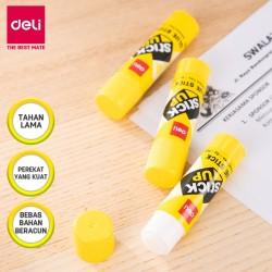 DELI - EA20010 / Lem Stick Super Kuat PVP 18 Gram / Alat Tulis Murah