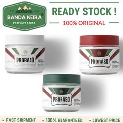 Proraso Pre Shave Cream Original Impor Murah - Eucalyptus