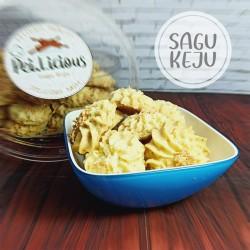 Sagu Keju - Double Cheese Flavour