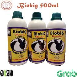 Biobig Jamu Khusus Kelinci - anti kembung banyak khasiat
