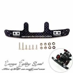 Rep Tamiya 95257 HG Carbon Rear Multi Roller / Akar Wide 3mm (FRC04)