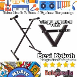 stand keyboard biasa/cagak keyboard /kaki keyboard