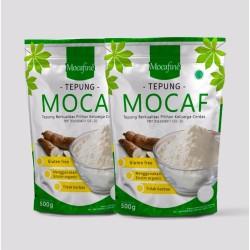 Paket Hemat 2 Tepung Mocaf Mocafine - Gluten Free - Organik