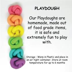 playdough homemade kids save non toxic