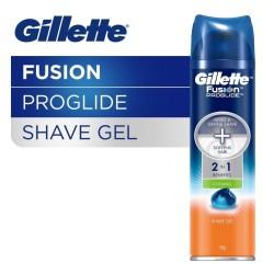 Gillette Fusion Proglide Shave Gel 195Gr