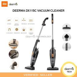 DEERMA DX115C PORTABLE 2IN1 SILENT VACUUM CLEANER PENYEDOT DEBU RUMAH