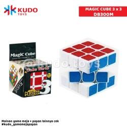 Mainan Anak Rubik Magic Cube 3 x 3