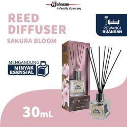 Bayfresh Reed Diffuser Device Pengharum Ruangan Sakura Bloom